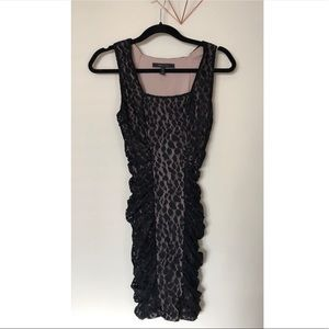 Black BCBG dress
